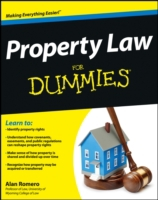 Property Law For Dummies
