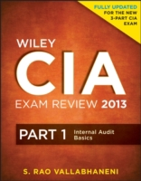 Wiley CIA Exam Review 2013, Part 1, Inte