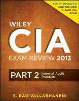 Wiley CIA Exam Review 2013, Internal Aud