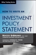 How to Write an Investment Policy Statem