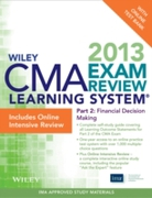 Wiley CMA Learning System Exam Review 20