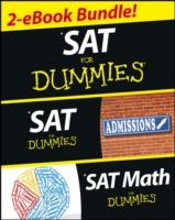SAT For Dummies, Two eBook Bundle