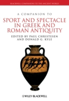 Companion to Sport and Spectacle in Gree