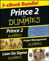PRINCE 2 For Dummies Three e-book Bundle