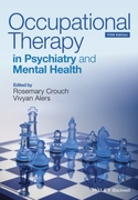 Occupational Therapy in Psychiatry and M