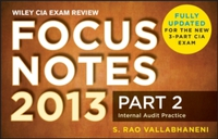 Wiley CIA Exam Review Focus Notes, Inter