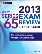 Wiley Series 65 Exam Review 2013 + Test