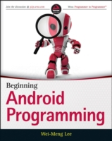 Beginning Android Programming with Andro