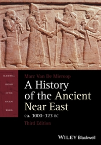 A History of the Ancient Near East, ca.