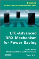 LTE-Advanced DRX Mechanism for Power Sav
