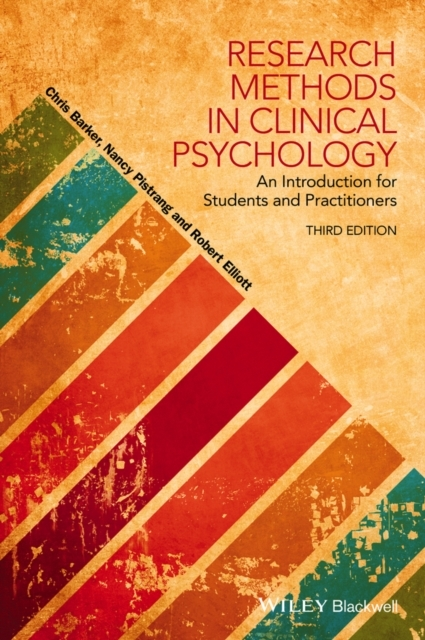 Research Methods in Clinical Psychology
