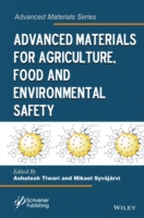 Advanced Materials for Agriculture, Food