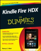 Kindle Fire HDX For Dummies