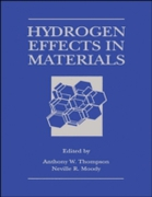 Hydrogen Effects in Materials