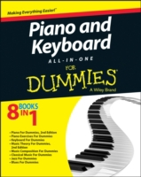 Piano and Keyboard All-in-One For Dummie