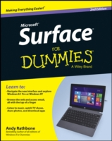 Surface for Dummies, 2nd Edition