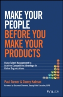 Make Your People Before You Make Your Pr