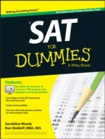 Sat for Dummies, 9th Edition with Online