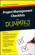 Project Management Checklists For Dummie
