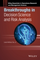 Breakthroughs in Decision Science and Ri