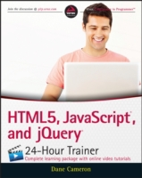 HTML5, JavaScript, and jQuery 24-Hour Tr