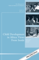 Child Development in Africa: Views From
