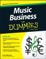 Music Business For Dummies