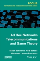 Ad Hoc Networks Telecommunications and G