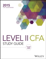 Wiley Study Guide for 2015 Level II CFA