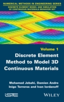 Discrete Element Method to Model 3D Cont