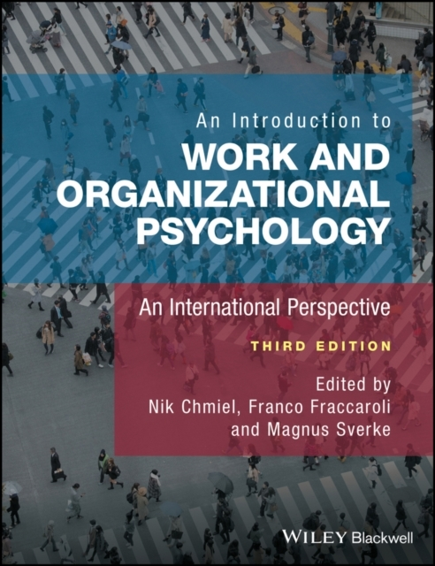 An Introduction to Work and Organization