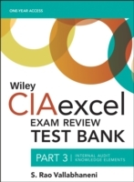 Wiley CIAexcel Exam Review 2018 Test Ban