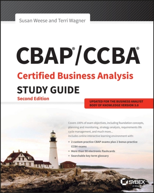 CBAP / CCBA Certified Business Analysis