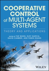 Cooperative Control of Multi-Agent Syste
