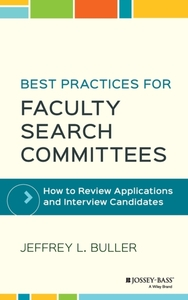 Best Practices for Faculty Search Commit
