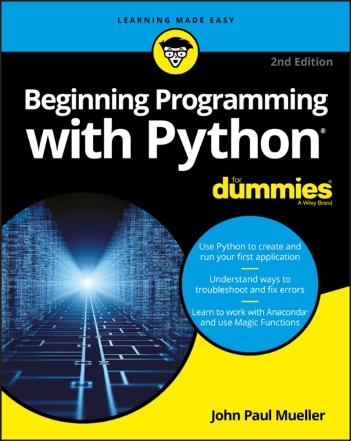 Beginning Programming with Python For Du