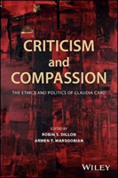 Criticism and Compassion: The Ethics and