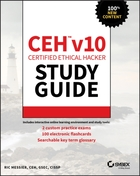 CEH v10 Certified Ethical Hacker Study G