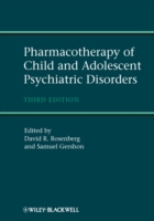 Pharmacotherapy of Child and Adolescent