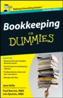 Bookkeeping For Dummies, UK Edition