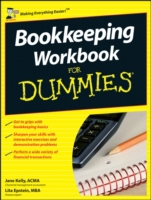 Bookkeeping Workbook For Dummies, UK Edi