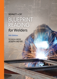 Blueprint Reading for Welders, Spiral bo