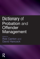 Dictionary of Probation and Offender Man
