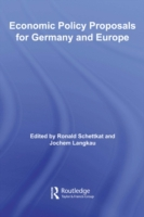 Economic Policy Proposals for Germany an