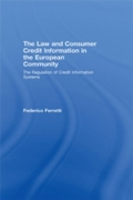 Law and Consumer Credit Information in t