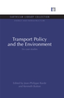 Transport Policy and the Environment