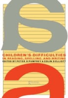 Children's Difficulties In Reading, Spel