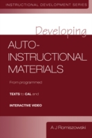 Developing Auto-instructional Materials