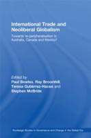 International Trade and Neoliberal Globa