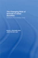 Changing Role of Schools in Asian Societ